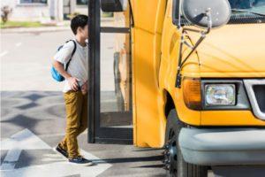 School Bus Passenger Restraints