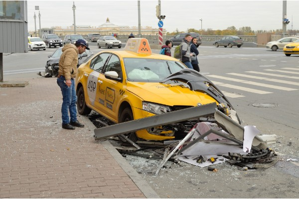 Taxi Accident Claim