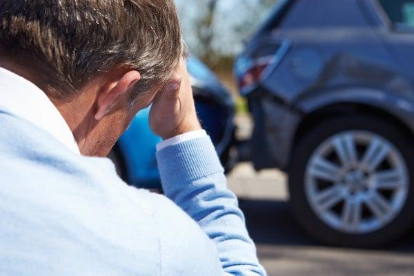 Traumatic Head Injuries, car accident