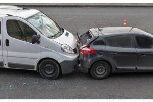 Tailgating Accident, Visalia