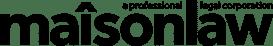 Maison Law Logo