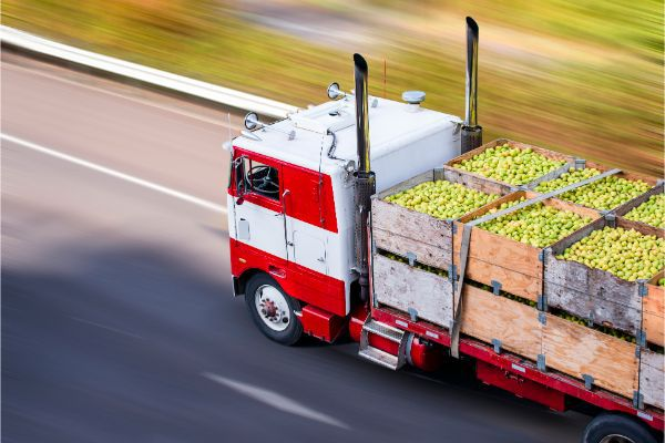 How Improperly Loaded Cargo Can Cause Truck Accidents