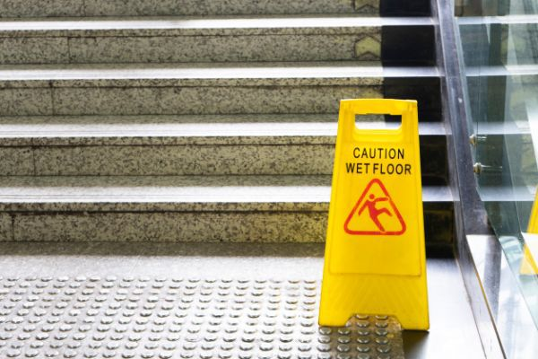 Who is Liable For Slip and Fall Accidents?