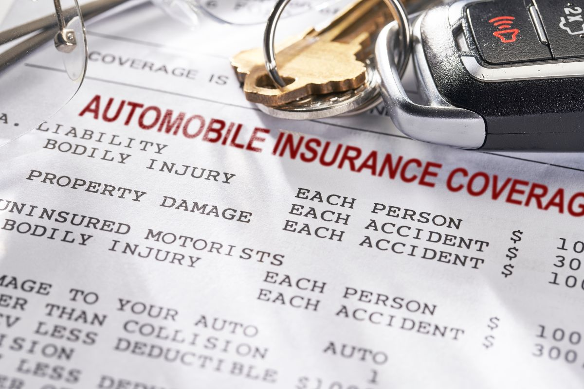 Insurance Requirements For California Drivers